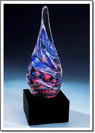 Patriot Art Glass Award