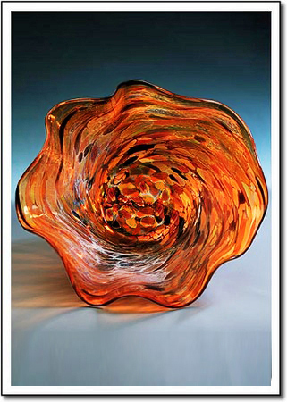 Sunset Beach Art Glass Award