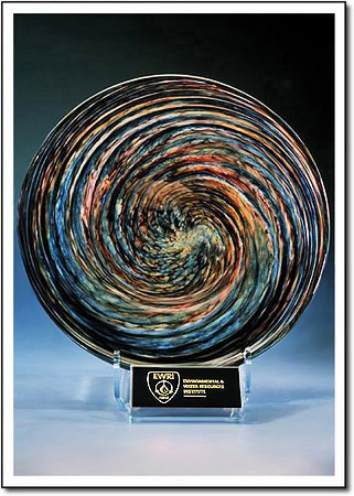 Labyrinth Art Glass Award