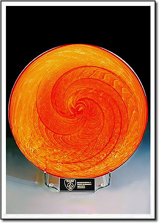 Nautilus Art Glass Award