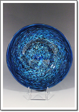 Aqua Art Glass Award