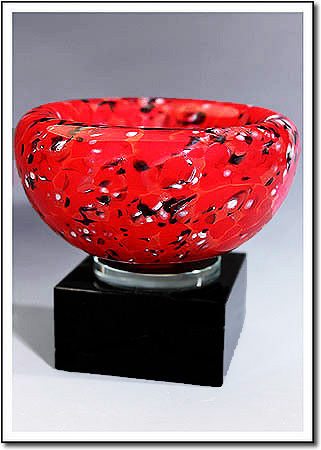 Montserrat Art Glass Award