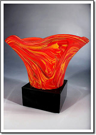 Montserrat Splash Art Glass Award