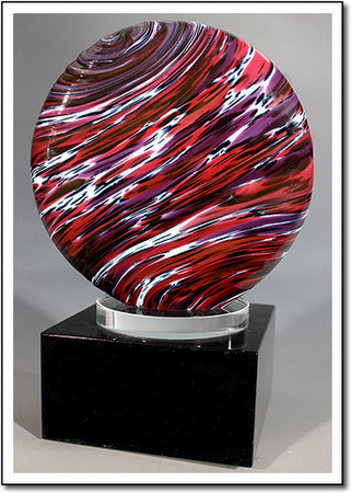 Mercury Art Glass Award