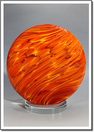 Solar Storm Art Glass Award