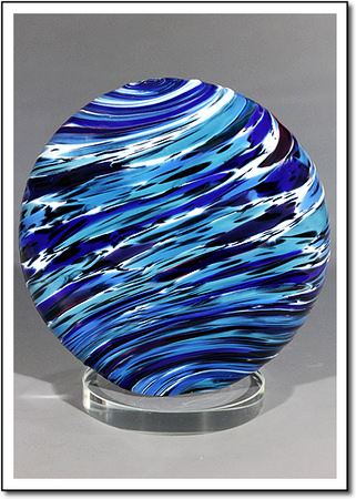 Morning Star Art Glass Award