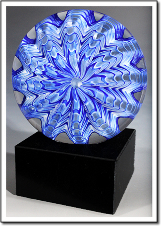 Ice Diamond Art Glass Award