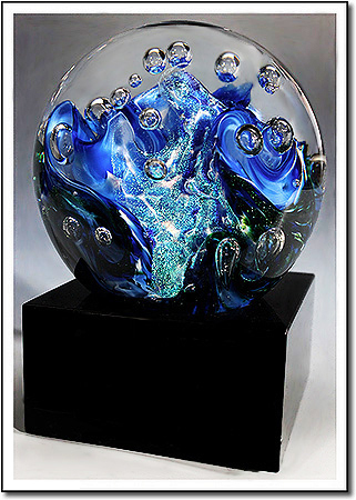 Cascade Glacier  Art Glass Award