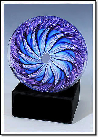Atlantic Urchin Art Glass Award