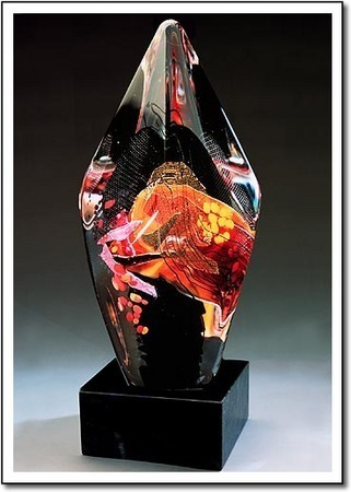 Program Example 9 Art Glass Award